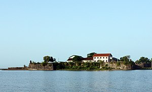 Eastern Province, Sri Lanka - Batticaloa Fort, built by the Portuguese in 1628