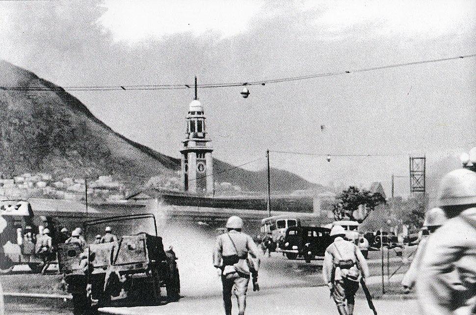 Battle of HK 03