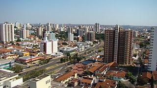 Bauru Municipality in Southeast, Brazil