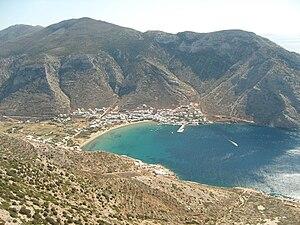 Sifnos - Bay of Kamares