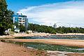 Beach Chudny`i` Primorskoye shosse, 422Б, Repino, gorod Sankt-Peterburg, Russia.jpg