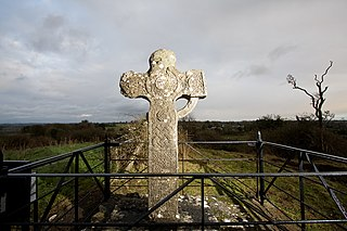 Baylin Village in County Westmeath, Ireland, about 5 km east of Athlone