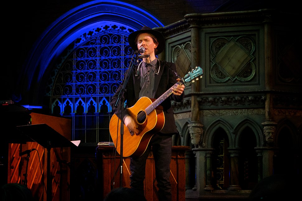 Beck at Union Chapel London 2013 (3)