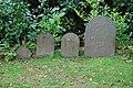 Beddau Cŵn Plas Glyn y Weddw Dogs' Graves - geograph.org.uk - 668180.jpg