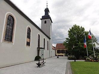 Beinheim - Image: Beinheim Ste Croix 02