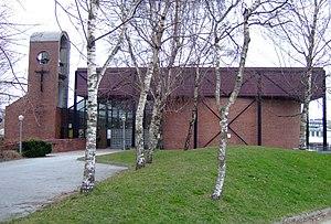 Bekkefaret Church - Image: Bekkefaret kirke