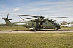 Belgian Air Force NH90 helicopter (26702839791).jpg