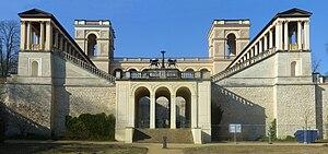 Friedrich August Stüler - Belvedere auf dem Pfingstberg in Potsdam