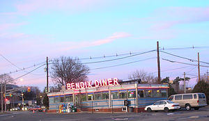 Diner - The Bendix Diner in Hasbrouck Heights, New Jersey