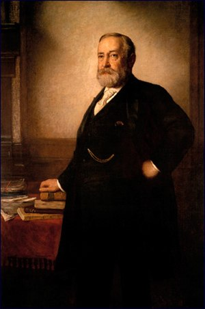 1889 in the United States - March 4: Benjamin Harrison becomes President