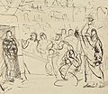 Benjamin Robert Haydon - Study of the Resurrection of Lazarus - B1977.14.2639 - Yale Center for British Art.jpg