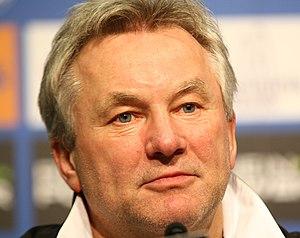 Benno Möhlmann - Möhlmann in 2012