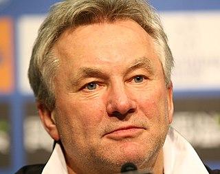 Benno Möhlmann German footballer