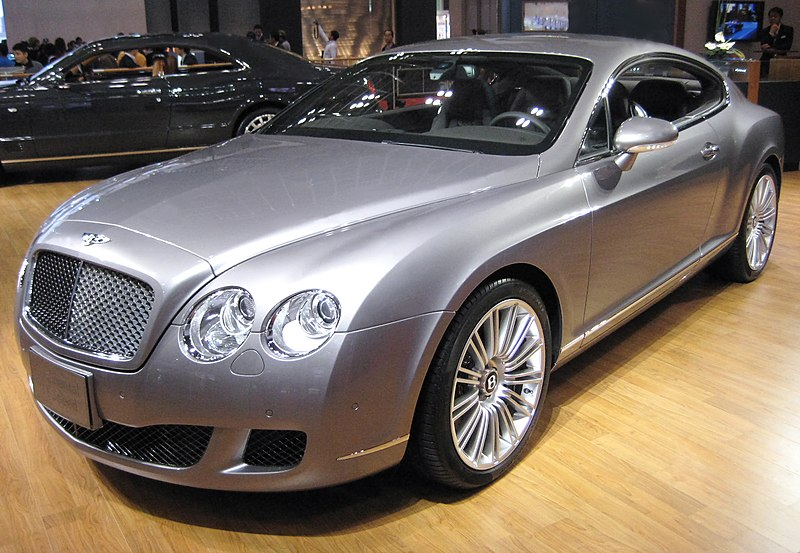 Ficheiro:Bentley Continental GT Speed.JPG