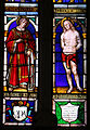 Benvenuto di giovanni e guglielmo botti, vetrate con santi, 1470 circa 13.JPG