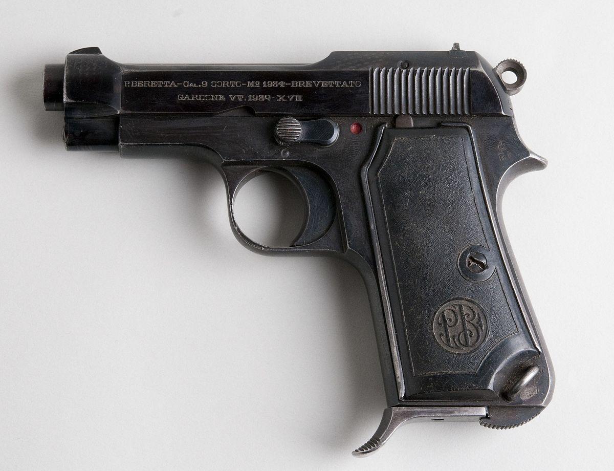 Beretta M1934 - Wikipedia