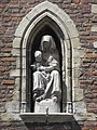 Bergen op Zoom - Statue on front of Gevangenpoort.jpg