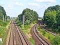 Bergfelde - Eisenbahn (Railway Lines) - geo.hlipp.de - 39630.jpg