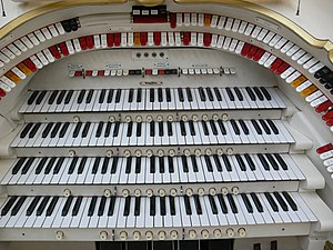 Mighty Wurlitzer, Musikinstrumenten-Museum Ber...
