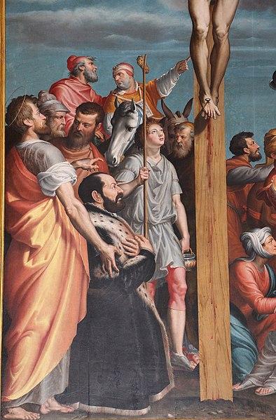 File:Bernardino Campi, crocifissione (1550-70 ca.) dallo scambio con vienna 03.JPG