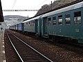 Beroun, Křivoklát expres (2014-12-13), vozy 7 - 1.jpg