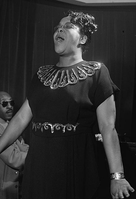 List of classic female blues singers - Wikiwand