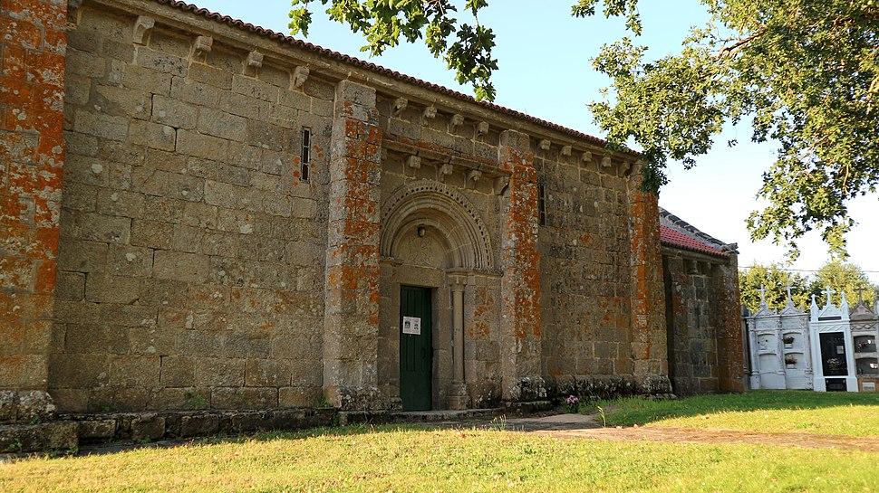 Betanzos Tiobre Igrexa de San Martiño 68
