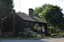 William Livermore House, 271 Essex St. Beverly MA