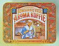 Bewaar bus, Douwe Egberts Aroma Koffie, pic1.JPG