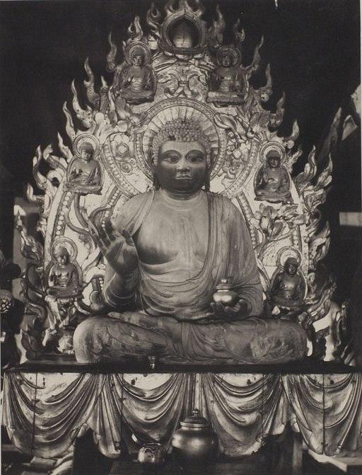 Bhaisajyaguru of Shin-Yakushi-ji