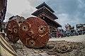 Bhaktapur after Jatra.jpg