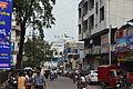 Bhavani peth-jamiatul quraish masjid entrance.JPG