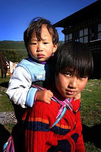 Sibling relationship - Siblings in Bhutan