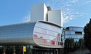 German National Library - 4th extension