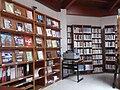 Biblioteca actual de la Escuela de Traductores de Toledo008.jpg