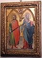 Bicci di lorenzo, san giuliano e san simone, 1400-50 circa.JPG