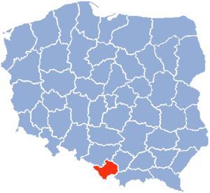 Bielsko-Biała Voivodeship - Bielsko-Biala Voivodeship