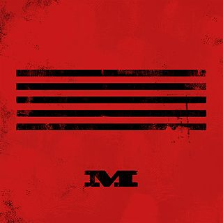 <i>M</i> (Big Bang single album) 2015 single album by Big Bang