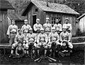 Big Creek baseball team, Big Creek Logging Company, Knappa, ca 1918 (KINSEY 2103).jpeg