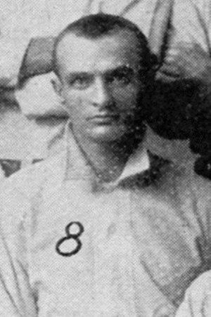 Bill Dammann - Dammann with Nashville in 1902