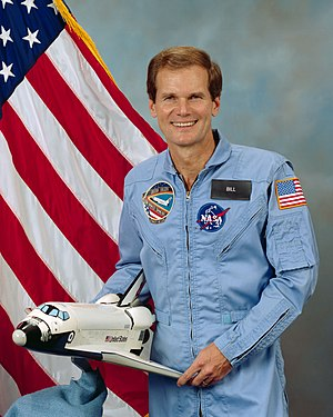 Bill Nelson - Image: Bill Nelson, official NASA photo