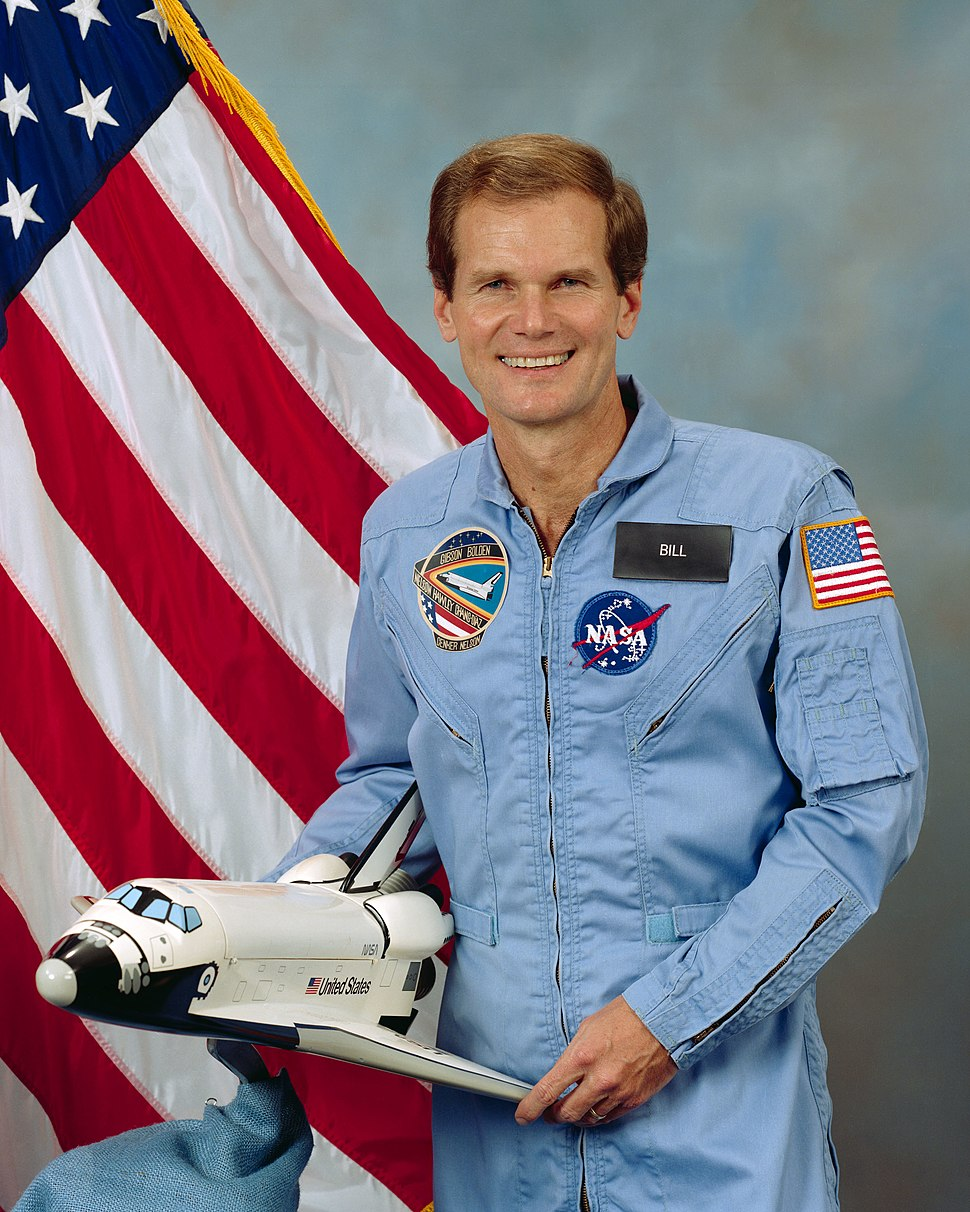 Bill Nelson, official NASA photo