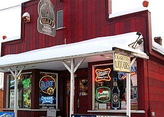 Sunderland, Massachusetts - Image: Billy's Beer & Wine