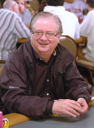 Billy Baxter (poker player) - Baxter in the 2006 World Series of Poker