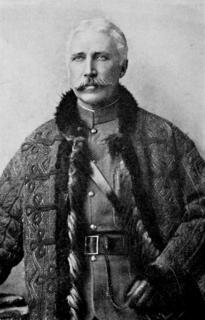 Bindon Blood British Army General