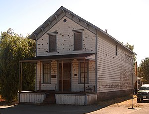 National Register of Historic Places listings in Solano County, California - Image: Bird and Dinkelspiel Store