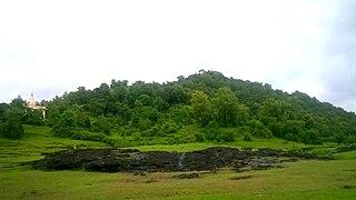 Birwadi city in Maharashtra, India