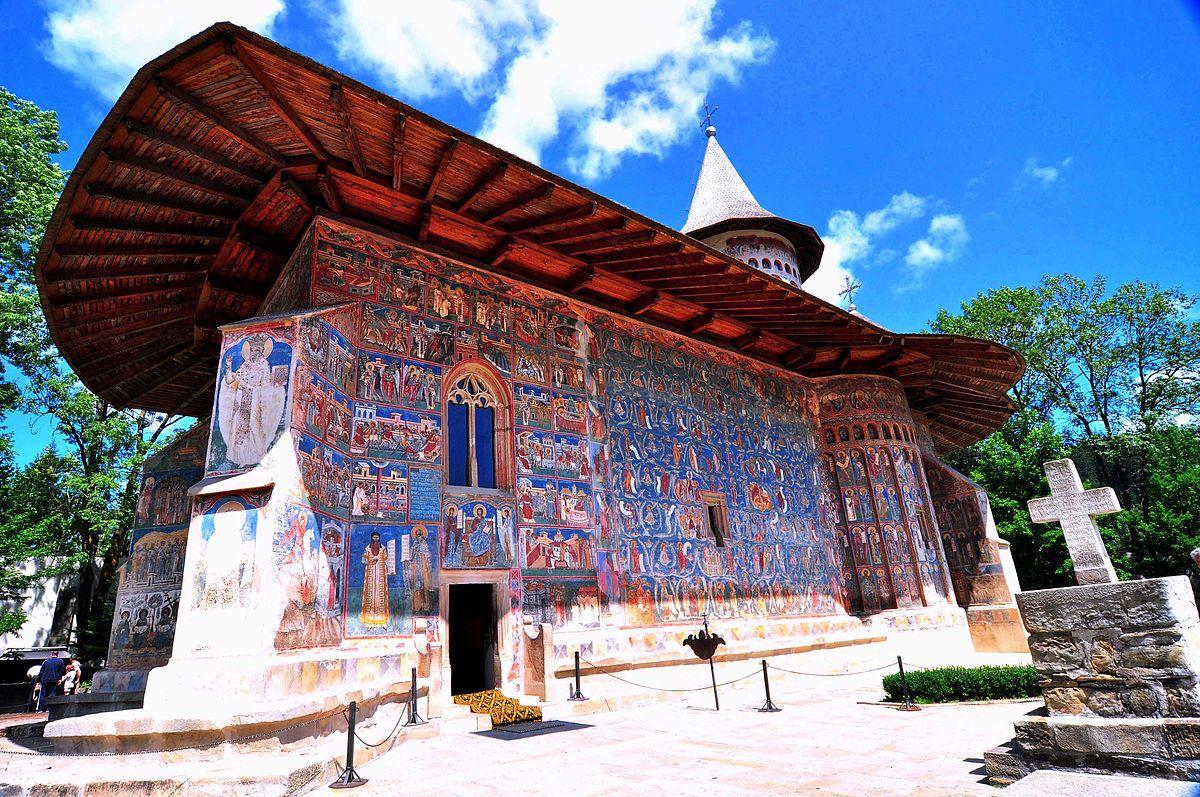 Seven wonders of romania wikipedia for Casa in legno romania