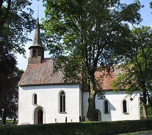 Björke Church - Image: Bjorke kyrka Gotland Sverige 2