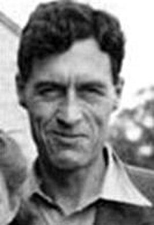 Patrick Blackett - Patrick Blackett, ca. 1950